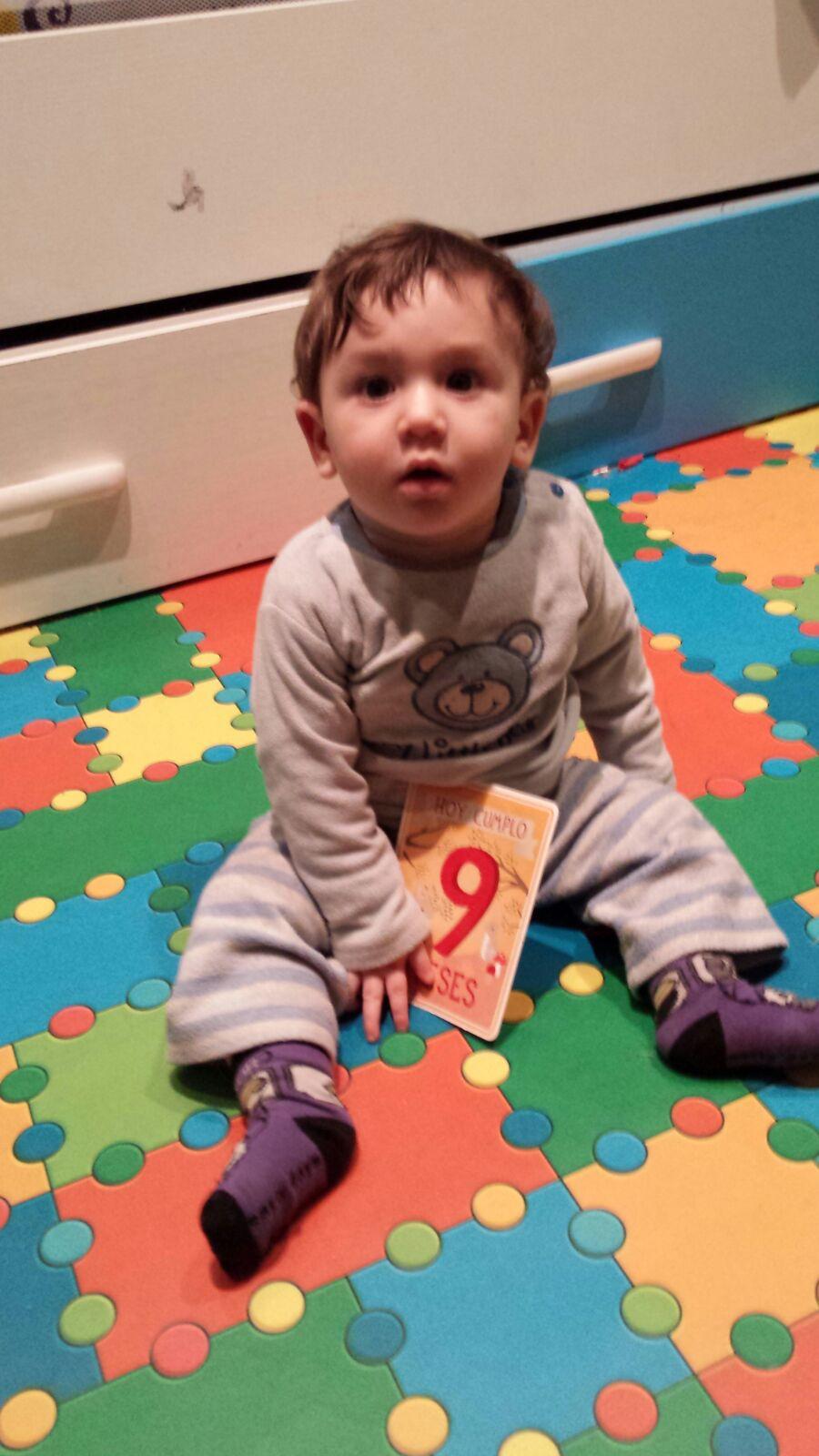 Mi Bebe Tiene 9 Meses Aprendiendo A Ser Padres